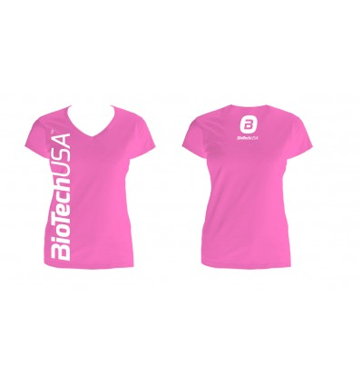 Pink Fit T shirt