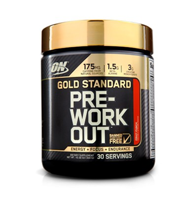 Gold Standard pre Work out