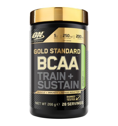 Optimum Nutrition BCAA Train + Sustain