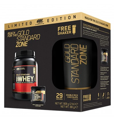 Optimum Nutrition Work Out Pack